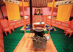 モンゴル 宿泊